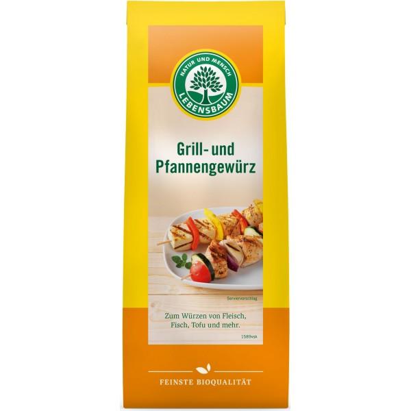 Amestec de condimente pentru gratar bio
