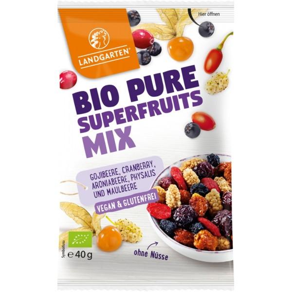 Amestec de superfructe pure bio