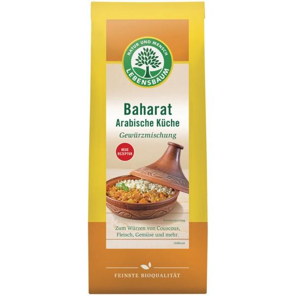 Baharat pentru bucataria araba bio