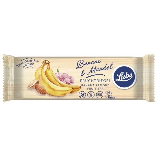 Baton cu banana si migdale FARA GLUTEN bio