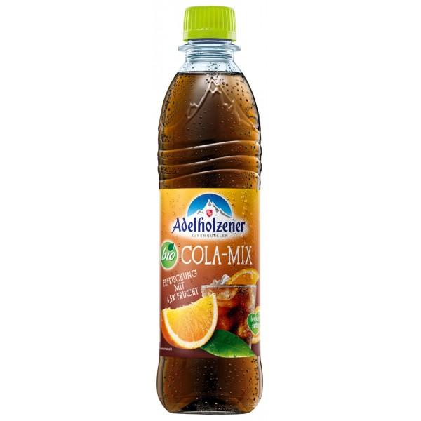 Bautura carbogazoasa Cola-mix bio