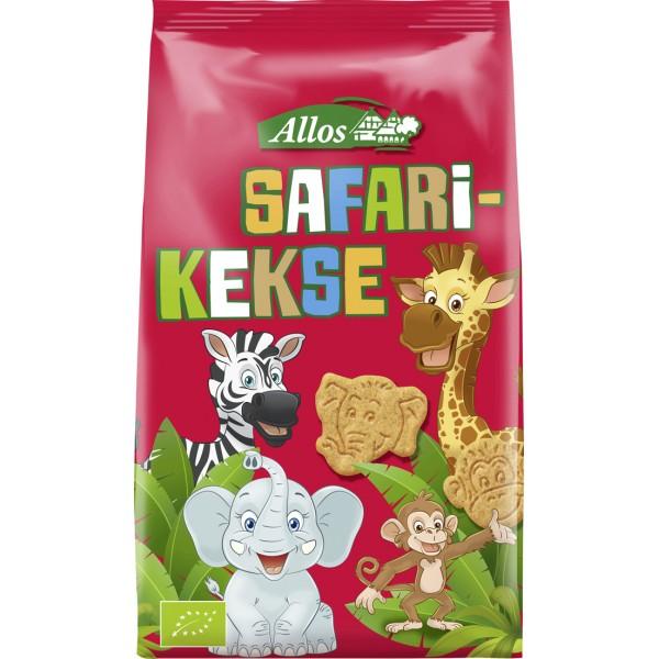 Biscuiti Safari pentru copii bio