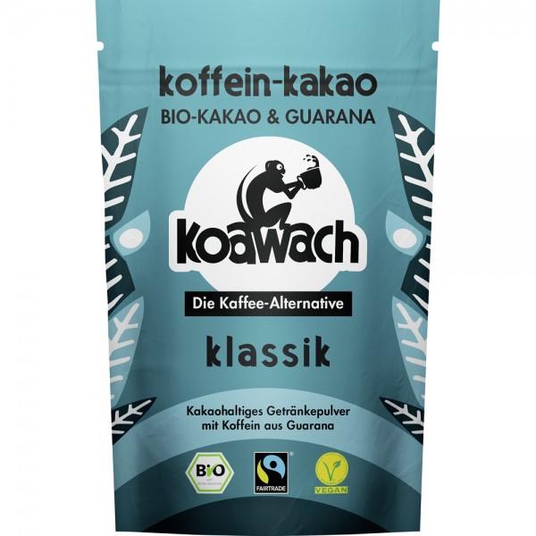 Cacao cu guarana clasica bio