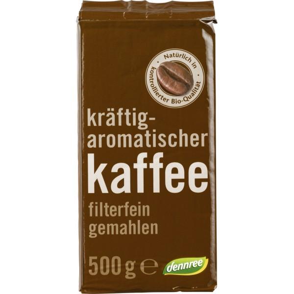 Cafea prajita macinata bio
