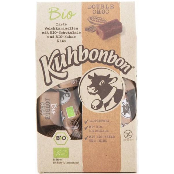 Caramele cu cacao si ciocolata FARA GLUTEN bio
