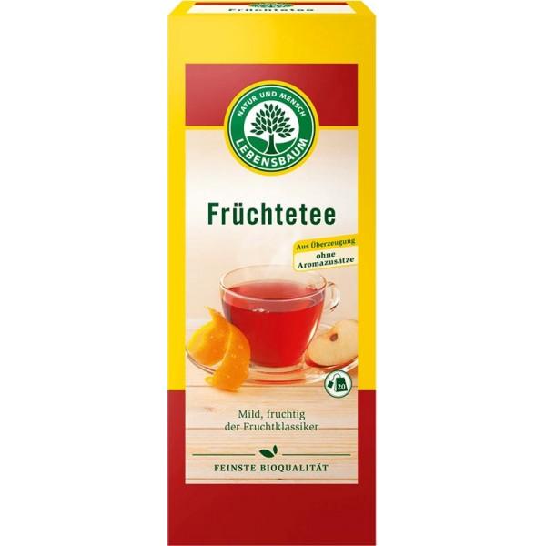 Ceai de fructe x20 plicuri bio