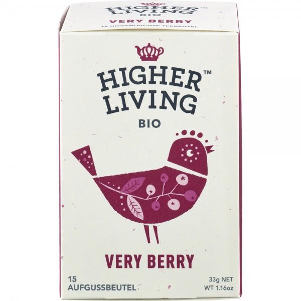 Ceai de fructe Very Berry 15 plicuri bio