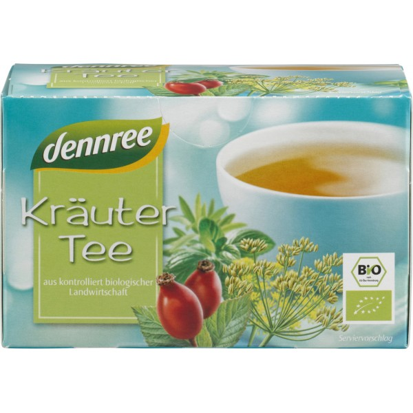 Ceai din plante bio