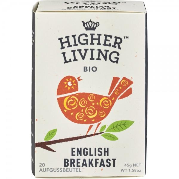 Ceai English Breakfast 20 plicuri bio