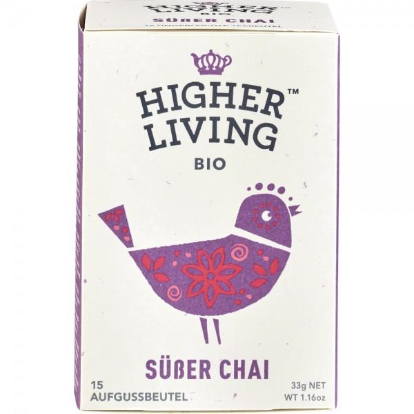 Ceai sweet Chai 15 plicuri bio