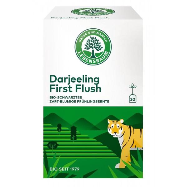 Ceai Darjeeling & Prima culoarex20 plicuri bio