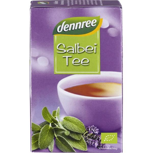 Ceai de salvie 20 plicuri bio