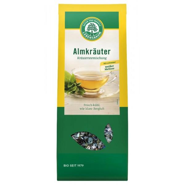 Ceai din ierburi alpine bio