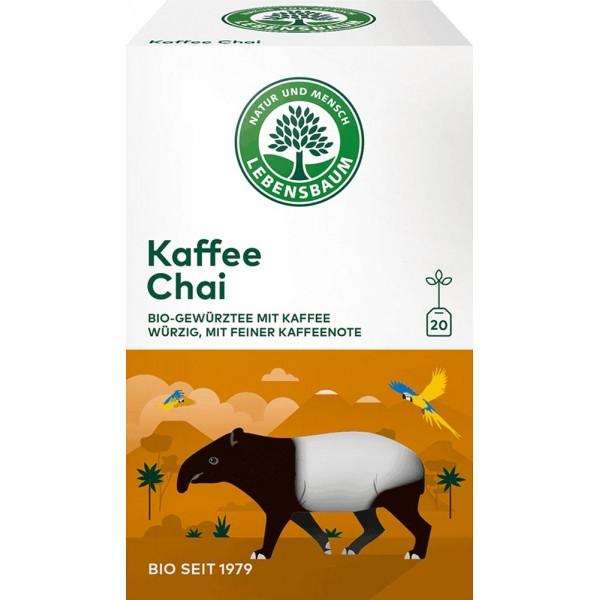 Ceai Kaffee Chai x20 pliculete bio