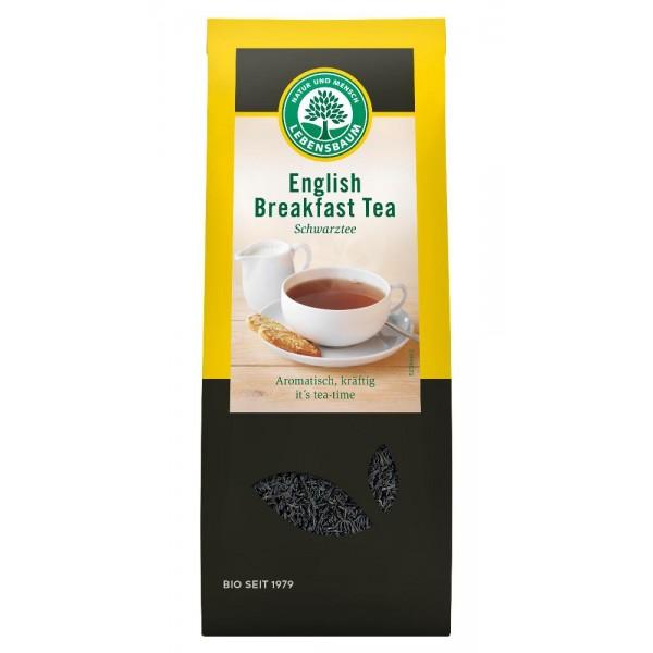 Ceai negru Englezesc pentru micul dejun bio