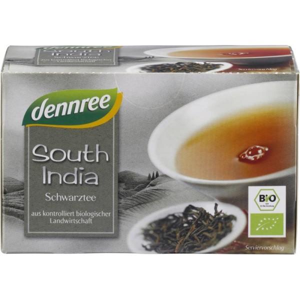 Ceai negru India x 20 plicuri bio