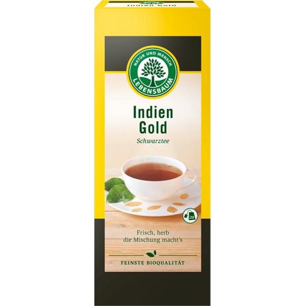 Ceai negru Indian x20 plicuri bio