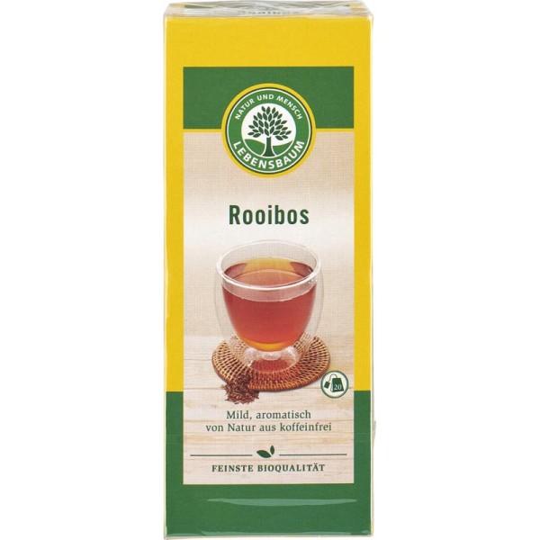 Ceai Rooibos x20 plicuri bio