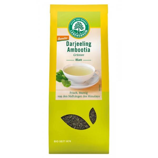 Ceai verde Darjeeling DEMETER bio