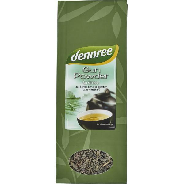 Ceai verde Gun Powder bio