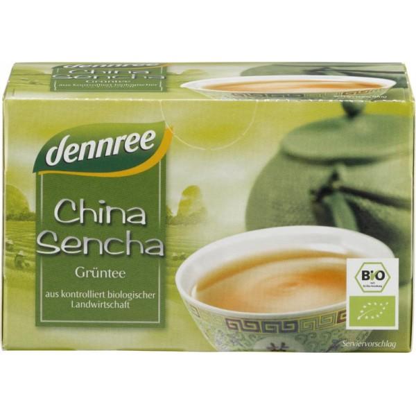 Ceai verde Sencha x 20 plicuri bio