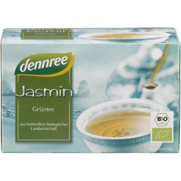 Ceai verde Jasmin x 20 plicuri bio