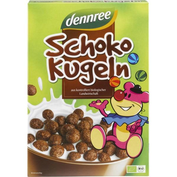 Cereale bilute cu ciocolata bio
