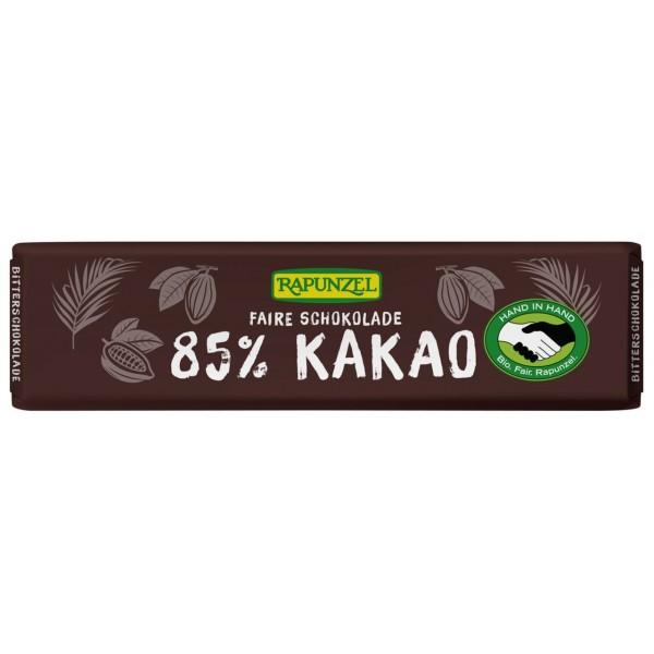 Ciocolata amaruie mica 85 % cacao VEGANA bio