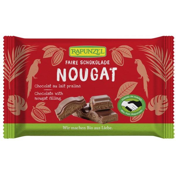 Ciocolata Nougat Cristalino bio