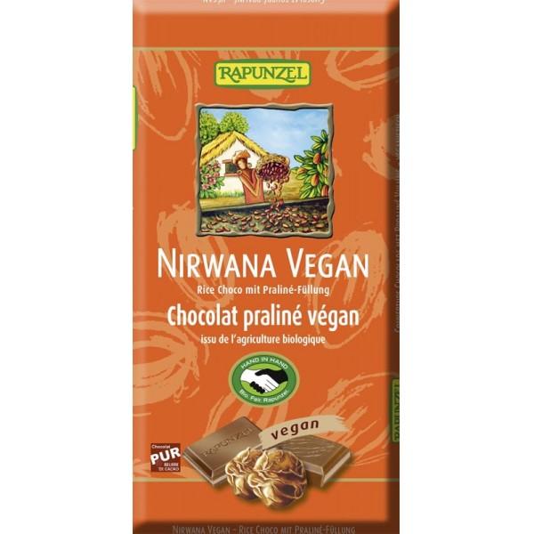 Ciocolata Nirwana Vegana bio