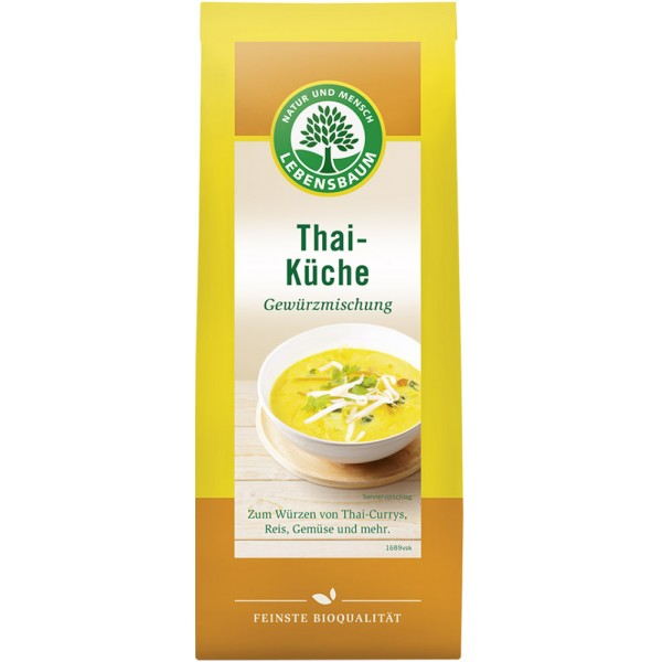 Condiment pentru bucataria Thailandeza bio