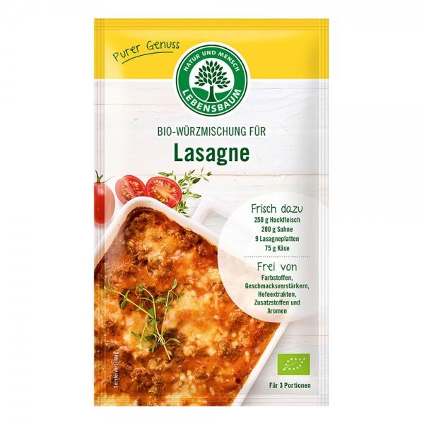 Condimente pentru Lasagna bio