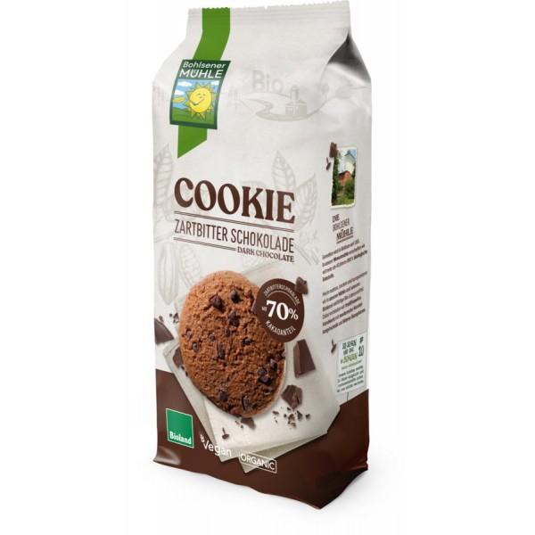 Cookies cu ciocolata bio
