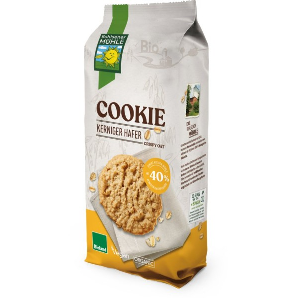 Cookies din ovaz bio