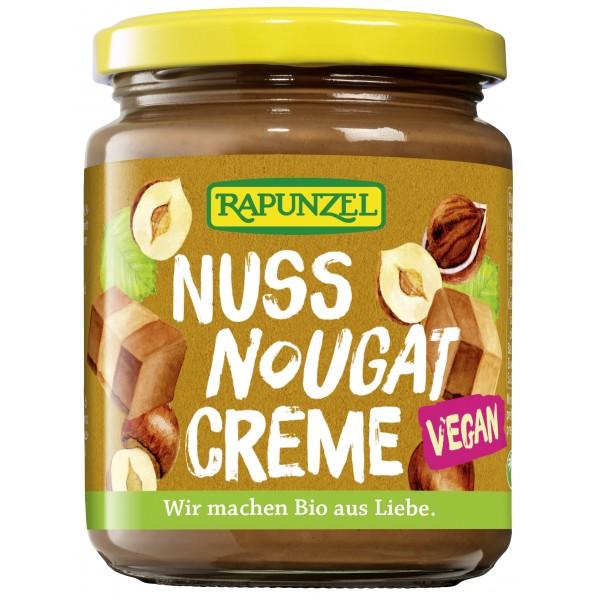 Crema de alune Nougat bio