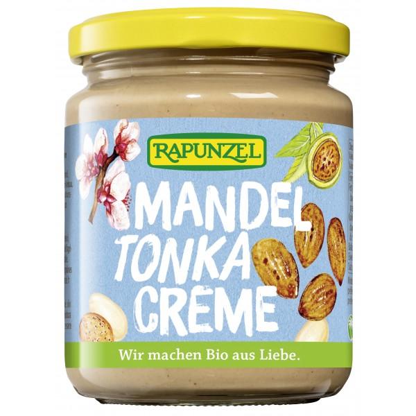 Crema de Migdale&Tonka bio
