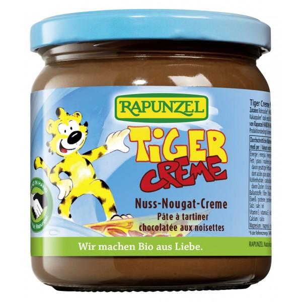 Crema de nuca nougat Tiger bio