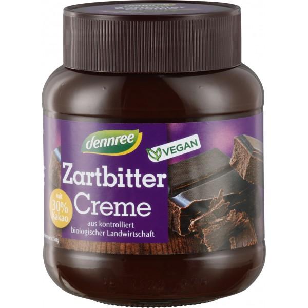 Crema de ciocolata amaruie vegana bio
