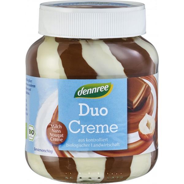 Crema de ciocolata cu alune si lapte bio