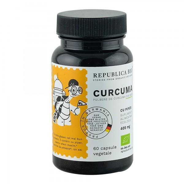 Curcuma 60 capsule bio