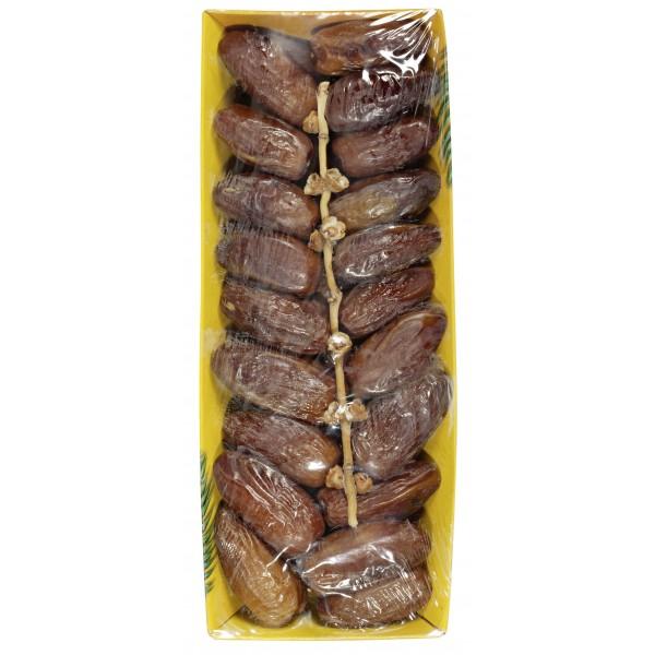Curmale cu samburi in caserola bio
