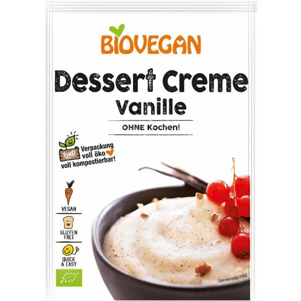 Desert cu vanilie FARA FIERBERE bio