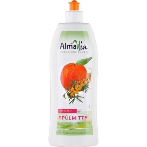 Detergent de vase concentrat cu catina si mandarine