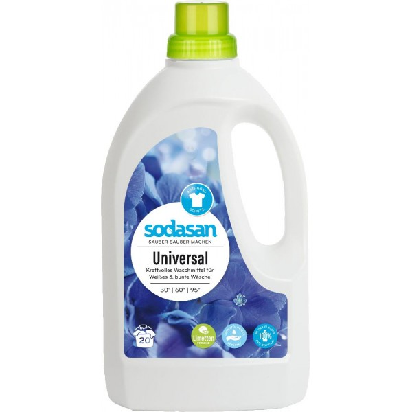 Detergent lichid universal cu limeta