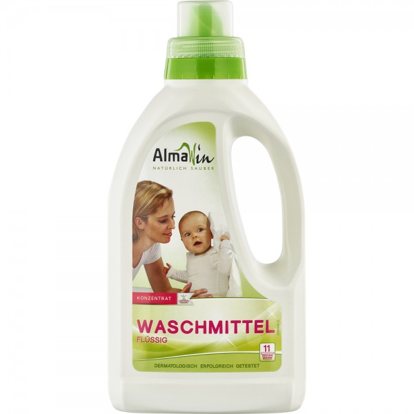 Detergent lichid de rufe concentrat
