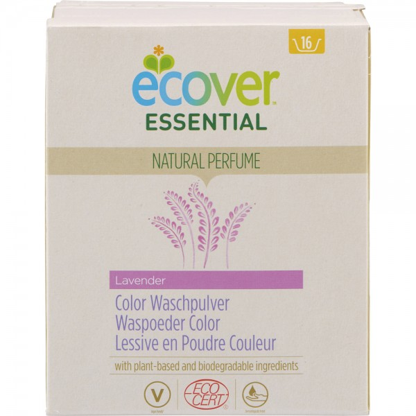 Detergent pentru rufe colorata cu lavanda