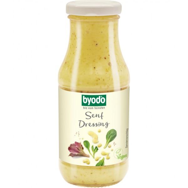 Dressing cu mustar pentru salate bio