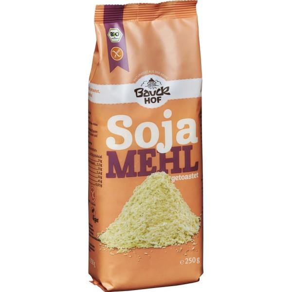 Faina de soia prajita FARA GLUTEN bio