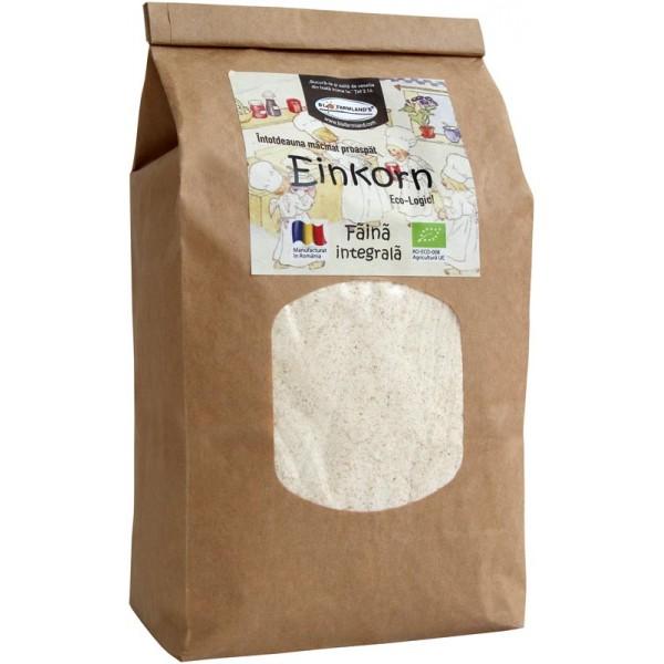 Faina integrala de Einkorn bio