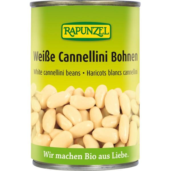 Fasole alba Cannelini in doza bio